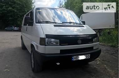 Volkswagen T4 (Transporter) груз-пасс. 2001