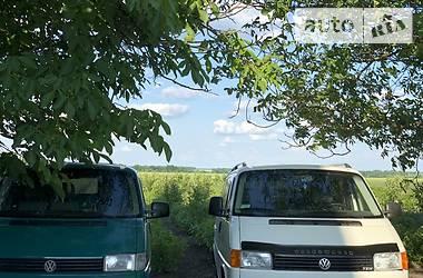 Volkswagen T4 (Transporter) груз-пасс. 2002 в Кропивницком