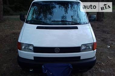 Volkswagen T4 (Transporter) груз-пасс. 1999 в Киеве