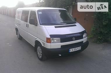 Volkswagen T4 (Transporter) груз-пасс. 1999 в Черкасах