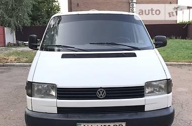 Volkswagen T4 (Transporter) груз-пасс. 1999 в Донецке