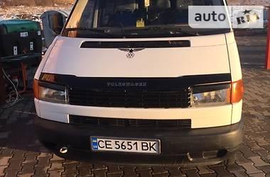 Volkswagen T4 (Transporter) груз-пасс. 1998 в Черновцах