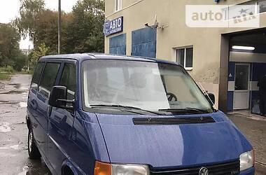 Легковой фургон (до 1,5 т) Volkswagen T4 (Transporter) груз-пасс. 2003 в Дрогобыче