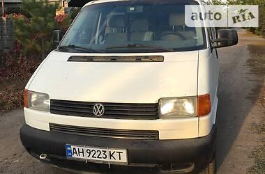 Volkswagen T4 (Transporter) груз-пасс. 1998 в Дружковке