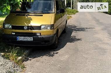 Volkswagen T4 (Transporter) груз-пасс. 1995 в Каменец-Подольском