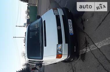 Легковой фургон (до 1,5 т) Volkswagen T4 (Transporter) груз-пасс. 2001 в Стрые