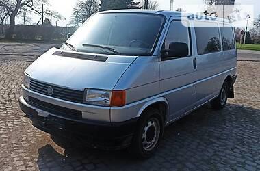 Volkswagen T4 (Transporter) груз-пасс. 1995 в Миргороді