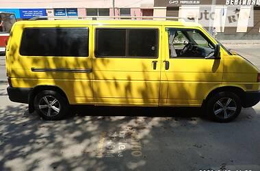 Легковой фургон (до 1,5 т) Volkswagen T4 (Transporter) груз-пасс. 2000 в Харькове