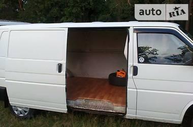 Volkswagen T4 (Transporter) груз 1999 в Житомире