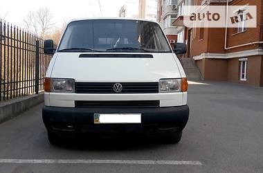 Volkswagen T4 (Transporter) груз 2001 в Хмельницком