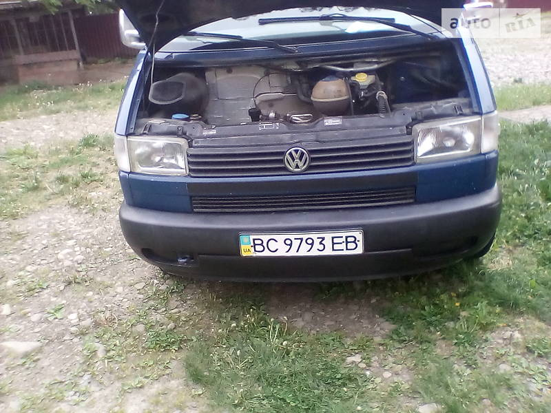 Volkswagen T4 (Transporter) груз 1999 в Дрогобыче