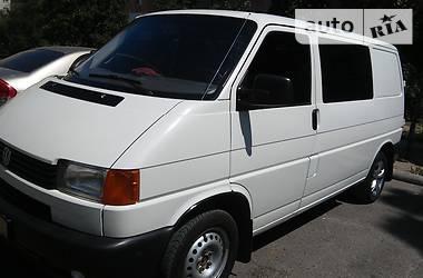 Volkswagen T4 (Transporter) груз 1999 в Николаеве