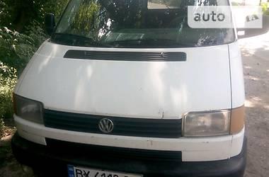 Volkswagen T4 (Transporter) груз 1997 в Хмельницком