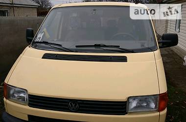 Volkswagen T4 (Transporter) груз 1998 в Смеле