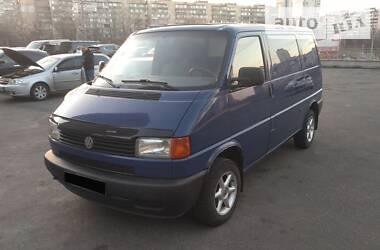 Volkswagen T4 (Transporter) груз 1998 в Киеве