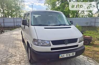 Volkswagen T4 (Transporter) груз. 2001 в Харькове
