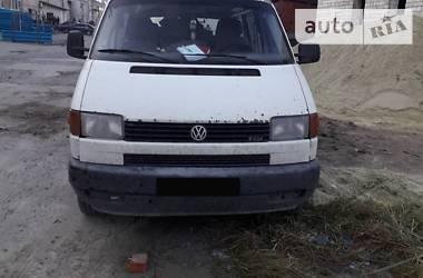 Volkswagen T4 (Transporter) груз 1999 в Новом Роздоле