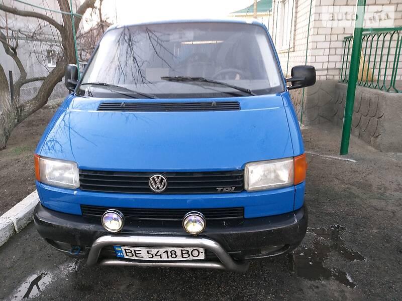 Volkswagen T4 (Transporter) груз 2000 в Вознесенске