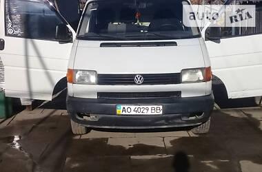 Volkswagen T4 (Transporter) груз. 1996 в Мукачево