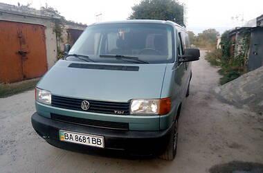 Volkswagen T4 (Transporter) груз. 1999 в Светловодске