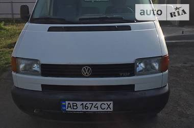 Volkswagen T4 (Transporter) груз. 2001 в Вінниці