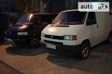 Volkswagen T4 (Transporter) груз. 1999 в Сарнах
