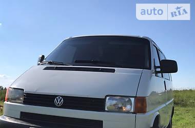 Легковой фургон (до 1,5 т) Volkswagen T4 (Transporter) груз. 2001 в Виноградове