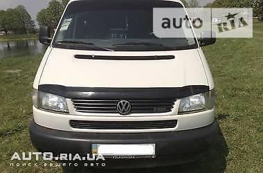 Volkswagen T4 (Transporter) пасс. 2002 в Рогатине