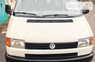 Volkswagen T4 (Transporter) пасс. 1996 в Киеве