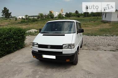 Volkswagen T4 (Transporter) пасс. 1993 в Балаклее