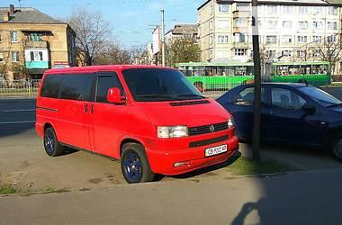 Volkswagen T4 (Transporter) пасс. 2000 в Києві