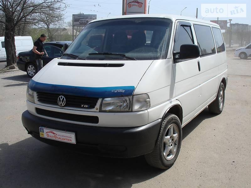 Volkswagen T4 (Transporter) пасс. 2003 в Николаеве