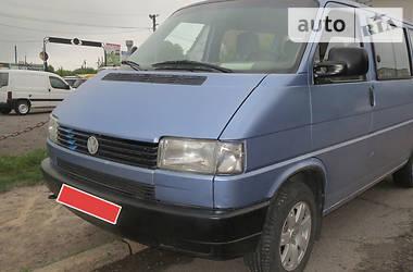 Volkswagen T4 (Transporter) пасс. 1996 в Ровно