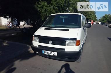 Volkswagen T4 (Transporter) пасс. 1994 в Житомире