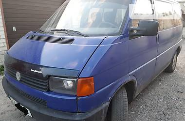 Volkswagen T4 (Transporter) пасс. 1992 в Харькове