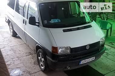 Volkswagen T4 (Transporter) пасс. 1994