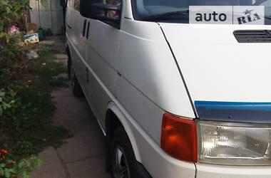 Volkswagen T4 (Transporter) пасс. 1992 в Пирятине