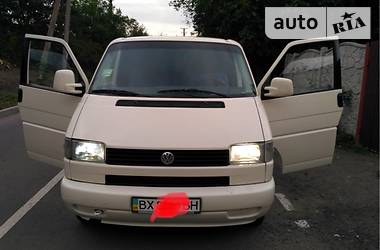 Volkswagen T4 (Transporter) пасс. 2000 в Хмельницком