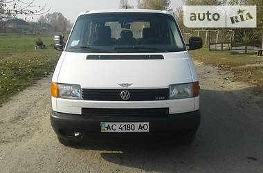 Volkswagen T4 (Transporter) пасс. 1998 в Луцке