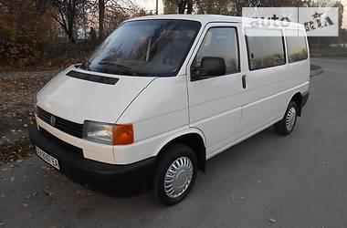 Volkswagen T4 (Transporter) пасс. 2000 в Харькове