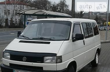 Volkswagen T4 (Transporter) пасс. 1997 в Днепре