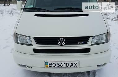 Volkswagen T4 (Transporter) пасс. 2001 в Гусятине