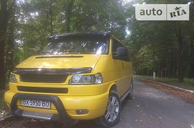 Volkswagen T4 (Transporter) пасс. 2002 в Дунаевцах