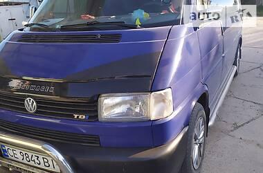 Volkswagen T4 (Transporter) пасс. 2003 в Глыбокой