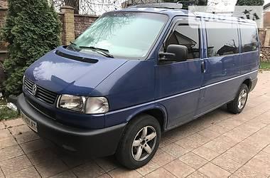 Volkswagen T4 (Transporter) пасс. 2003 в Житомире