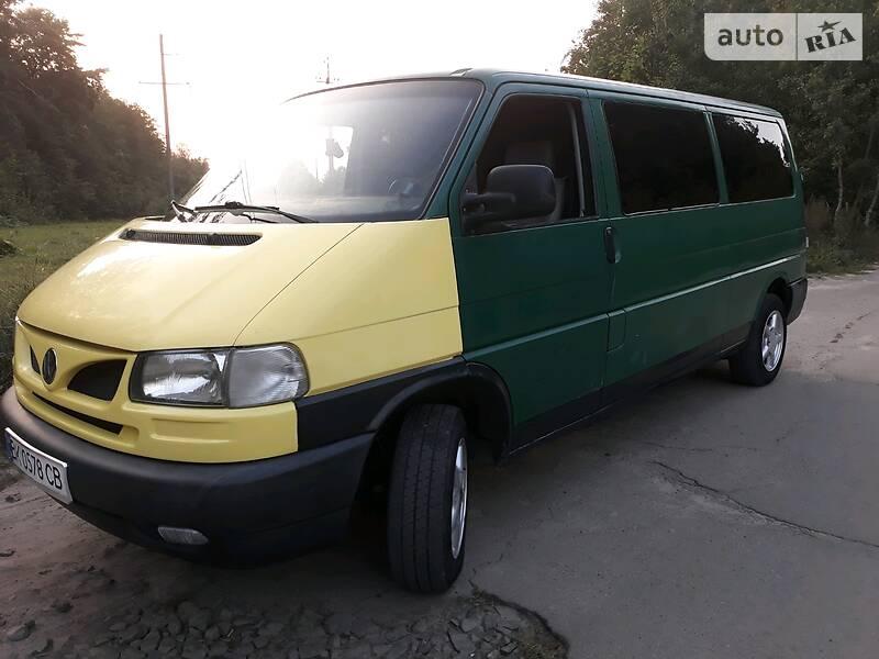 Volkswagen T4 (Transporter) пасс. 1998 в Костополе