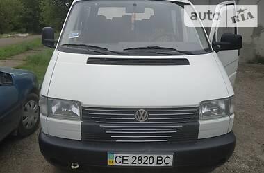 Volkswagen T4 (Transporter) пасс. 2001 в Черновцах