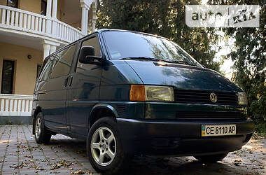 Volkswagen T4 (Transporter) пасс. 1998 в Заставній