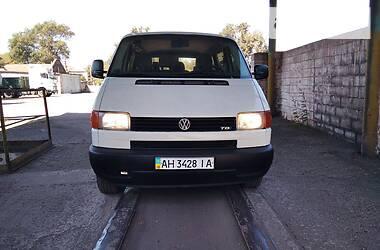 Volkswagen T4 (Transporter) пасс. 1999 в Мариуполе