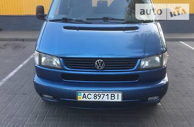 Volkswagen T4 (Transporter) пасс. 1999 в Камне-Каширском